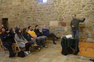 Presentación dos resultados da campaña de 2018 na Igrexa da Pastoriza de Vilanova de Arousa