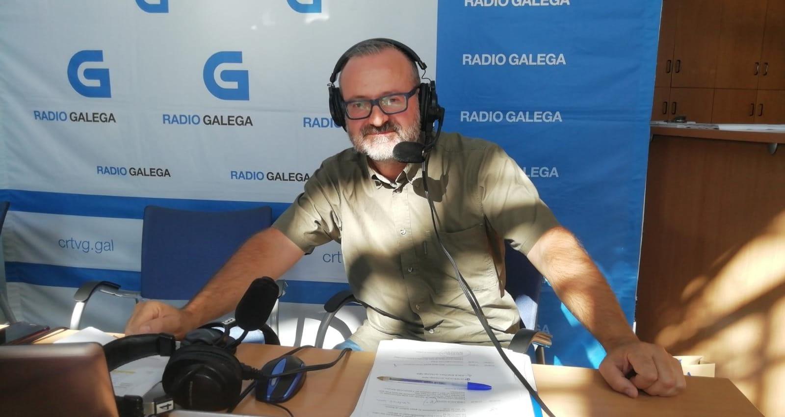 Último programa retransmitido desde Salceda de Caselas